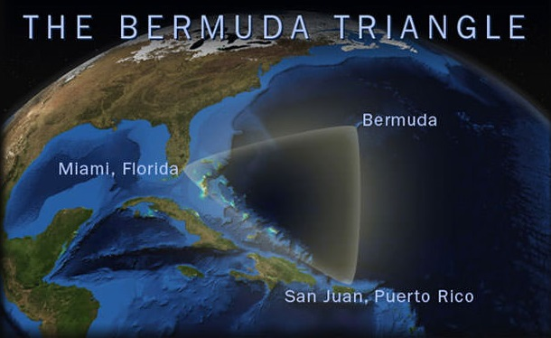 Persuasive speech on the bermuda triangle
